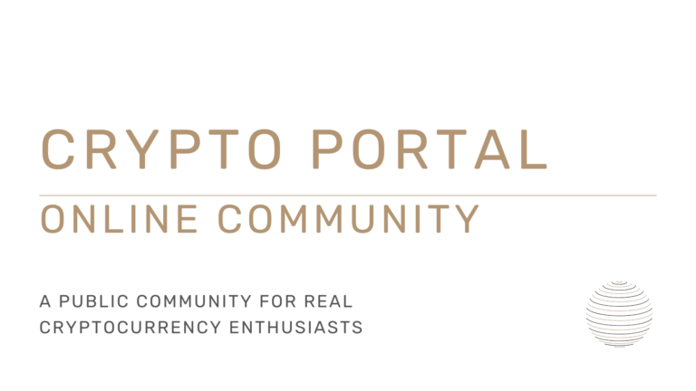 Crypto forum for sale